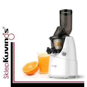 KUVINGS B6000 PLUS Big Whole Juicer BIAŁA